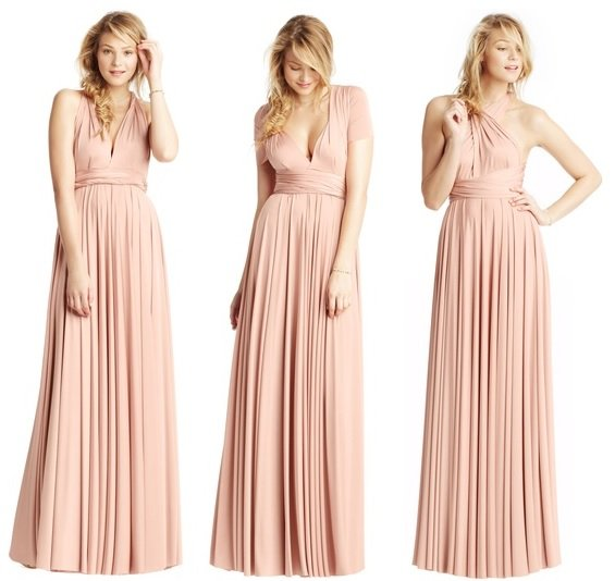 Bridesmaid Dress Guide: One Color, Many Styles