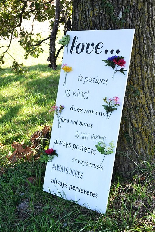 diy-wedding-signage
