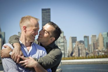Matthew and Rodney Real Engagement | Photo by Dreamscape Photography