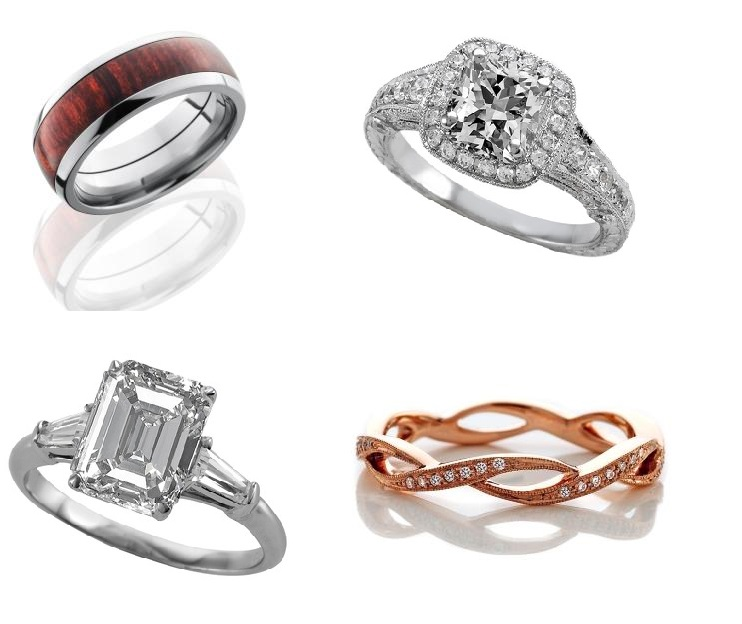 Engagement Ring Memorial Day Sale: A Thanksgiving Day Sale We're Thankful For: 20 Percent Off