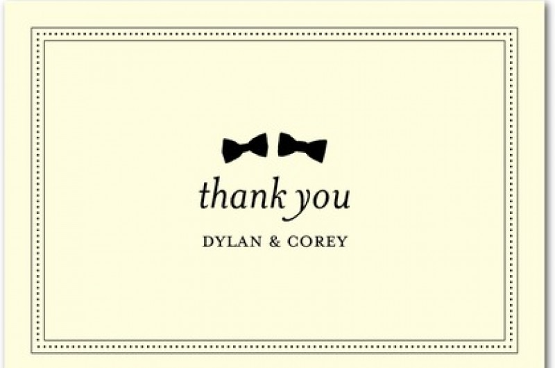 How to Not Suck at Writing Thank You Notes Love Inc MagLove Inc – Wedding Paper Divas Thank You Cards