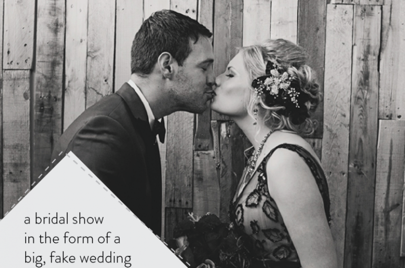 Image for The NotWedding: A Wedding Show Alternative You Don't Want to Miss