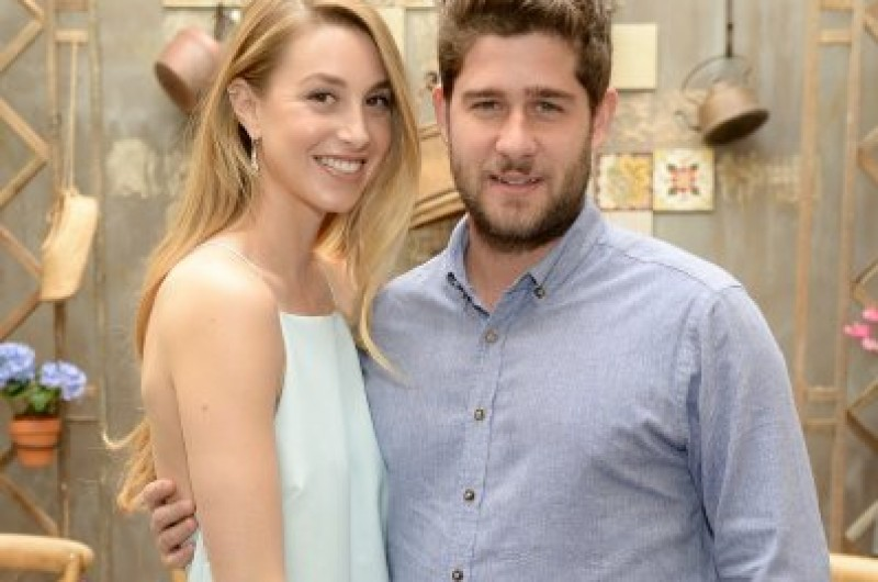 Image for OMG! We Got a Sneak Peek at Whitney Port's Wedding Planning (and It's Amazing!)