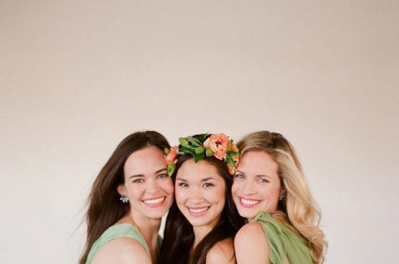 Image for Finding the Perfect Bridesmaid Dresses Just Got a Little Easier