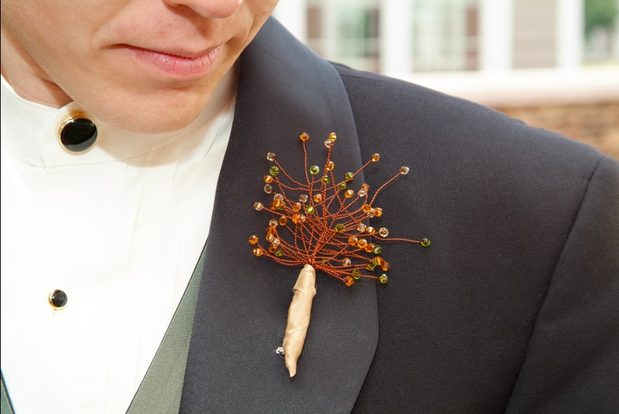 crystal-boutonnieres