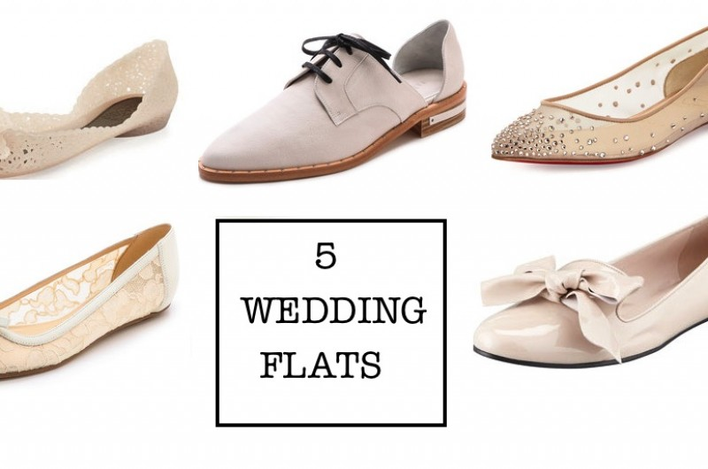 Image For 5 Bridal Flats The