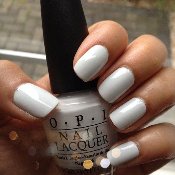 all-white-nail-inspiration