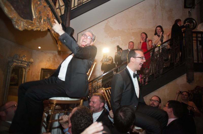 Image for Dance Off! 9 Epic Dance Photos from Real Weddings