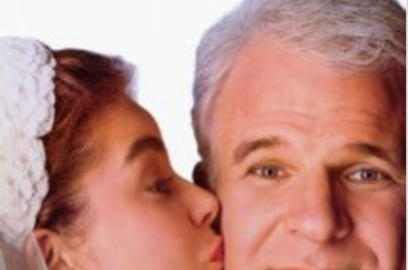 Image for 'Father of the Bride 3' Includes Gay Wedding in Plot