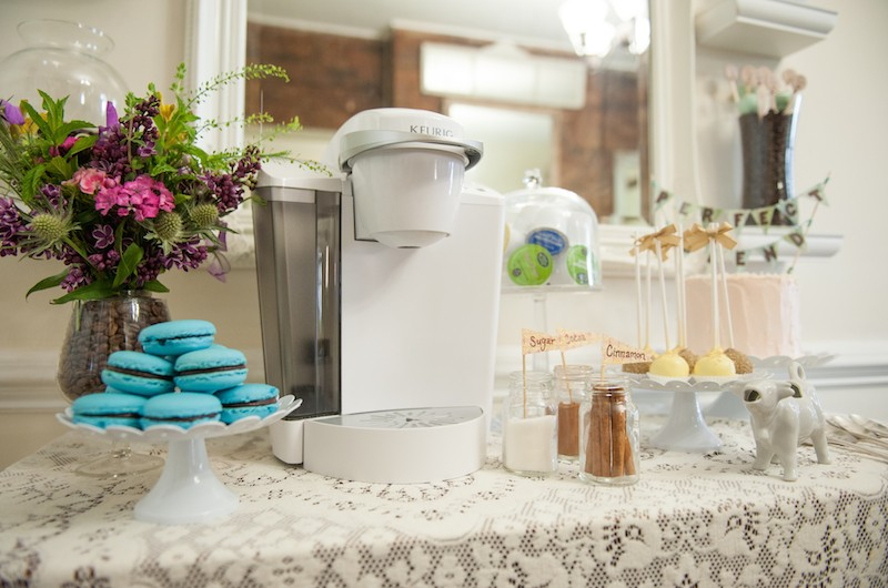 Image for Morning-of Bridal Party Inspiration Shoot with Keurig (Plus a Keurig Brewer Giveaway!)