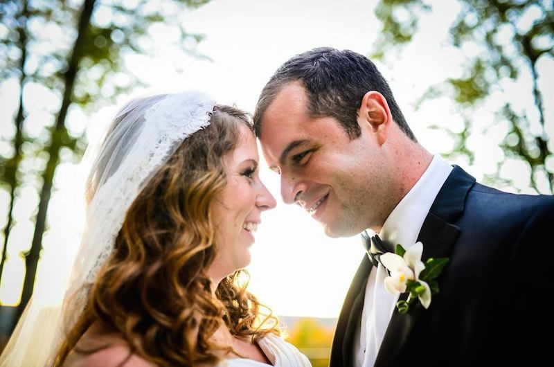 Image for Emily and Tom's Family-Focused Wedding