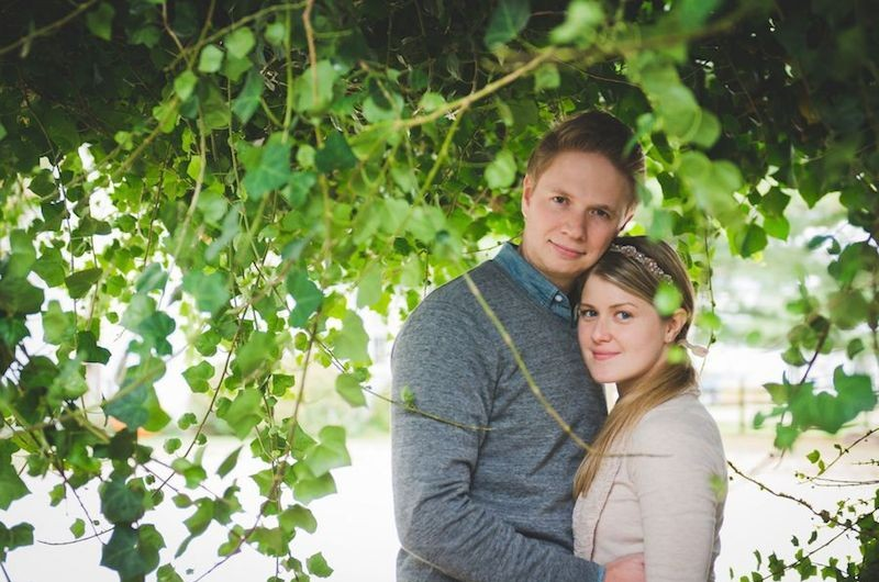 Image for Nate and Clare's Bay Town Engagement Session