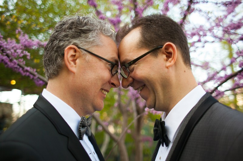 Image for Greg and Michael's Sophisticated Carnival Wedding
