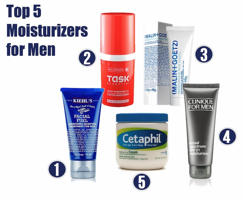 moisturizing cream for mens face