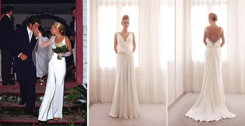 5 Modern Day Wedding Dresses Inspired By 20th Century Icons