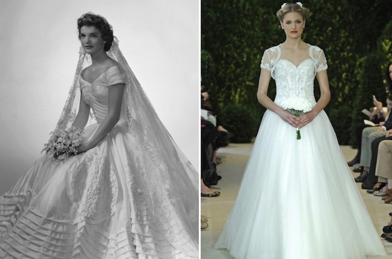5 modern day wedding dresses inspired by 20th century icons love image for 5 modern day wedding dresses inspired by 20th century icons junglespirit Gallery