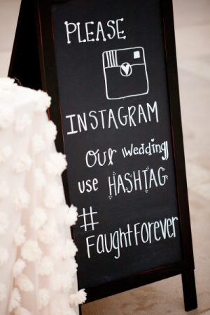 Tips for Creating the Perfect Wedding Hashtag