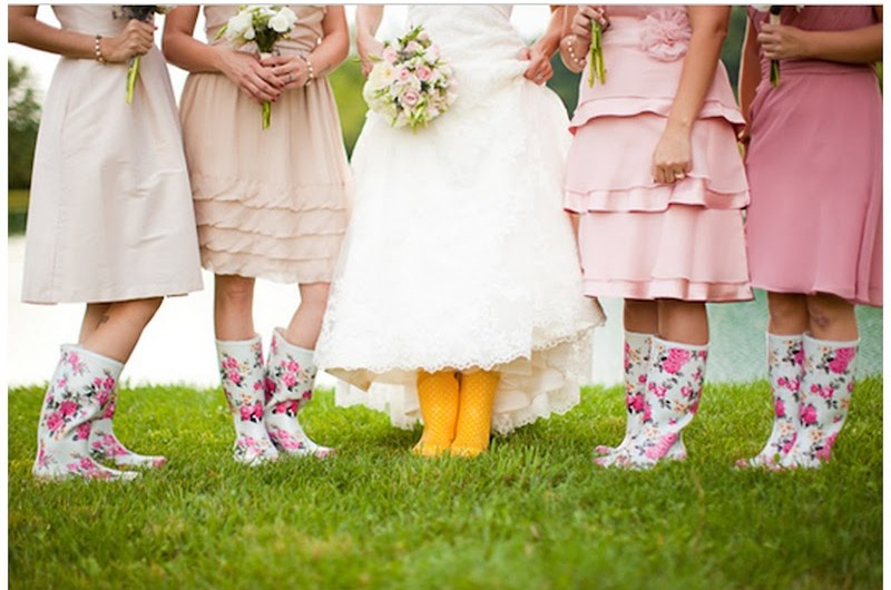 Image for Boot Camp: 8 Wedding-Worthy Rain Boots