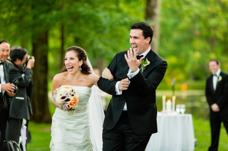 Image for Erica and Bryan's Elegant Château Wedding