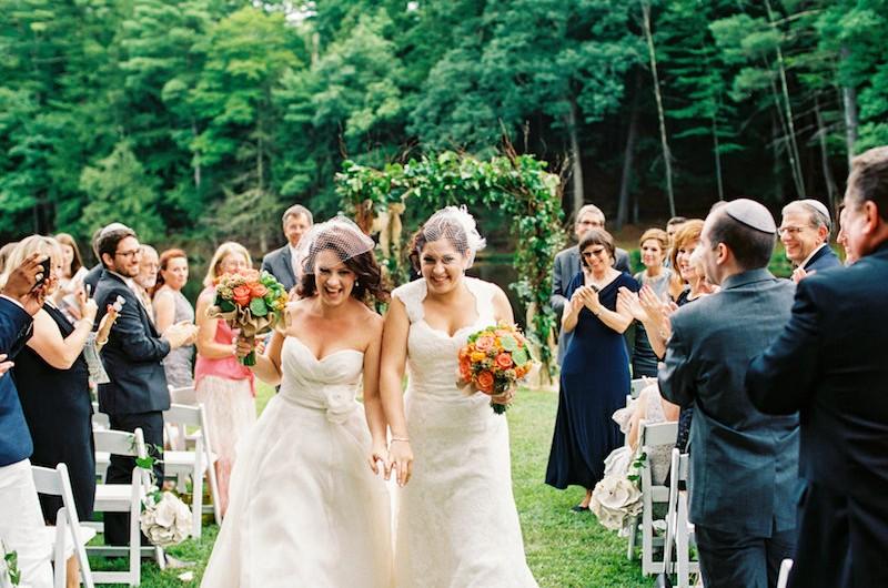 Image for Elena and Lindsey's Catskill Resort Wedding