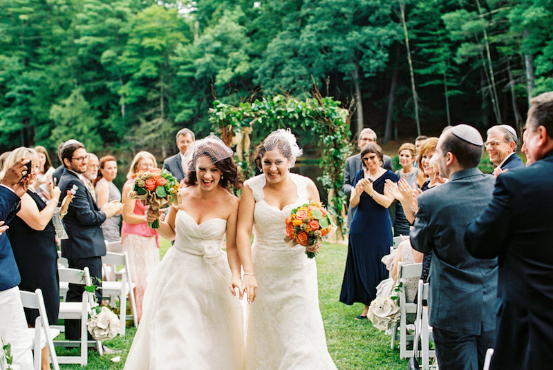 Catskill Resort Wedding by Alexis June Weddings Photography