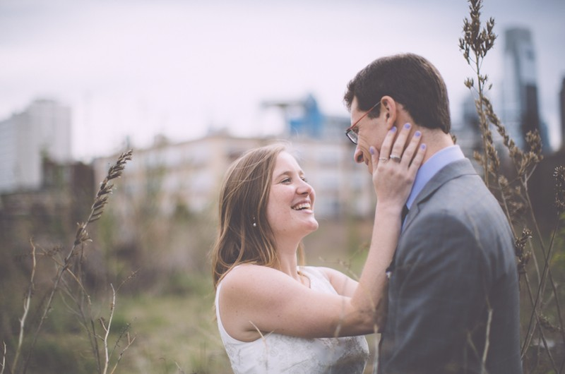 Image for Rachel and Josh's Abandoned Railroad Engagement Session