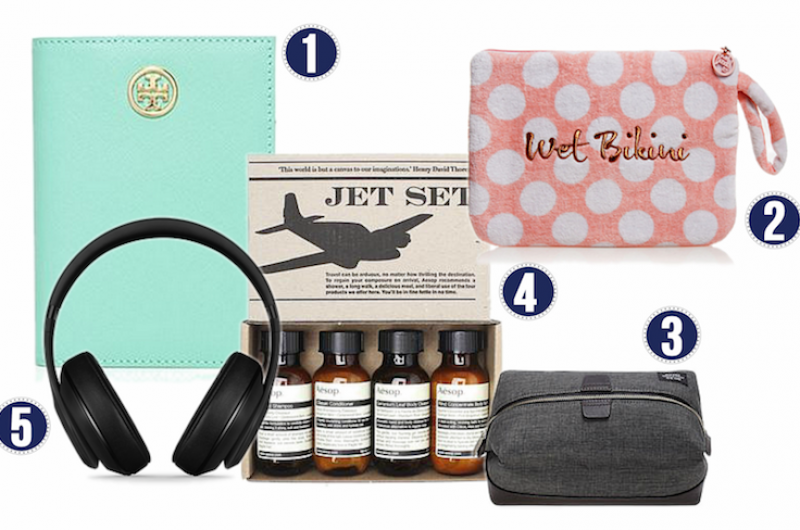Image for Holiday Gift Guide: Gifts for the Jetsetter (and Honeymoon!)