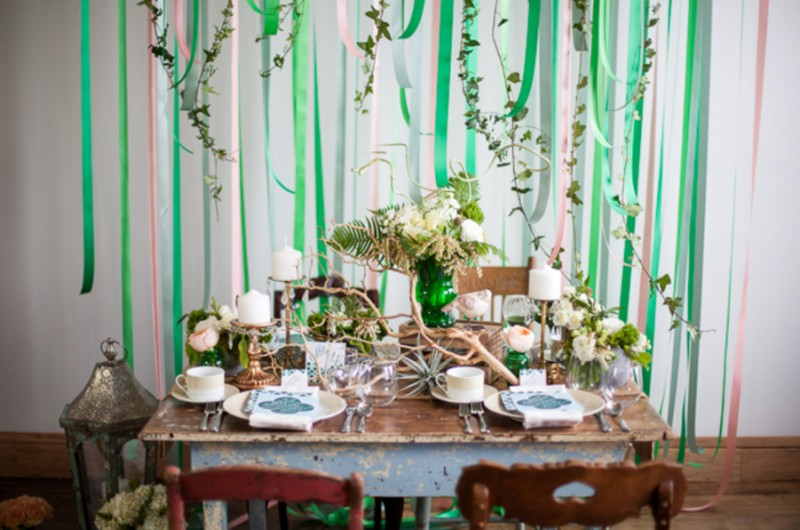 Image for Vintage St. Patrick's Day Styled Inspiration