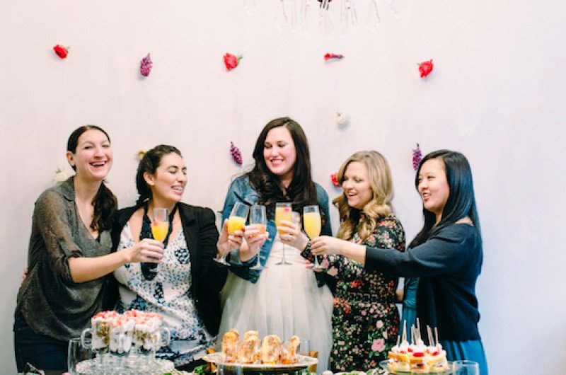 Image for Nab Inspiration and Ideas from My Bridesmaid Brunch!