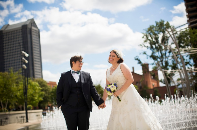 Image for Linsey and Nicky's Intimate Ohio Lodge Wedding
