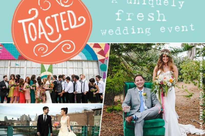 Image for Toasted Wedding Event Coming to Brooklyn on April 26