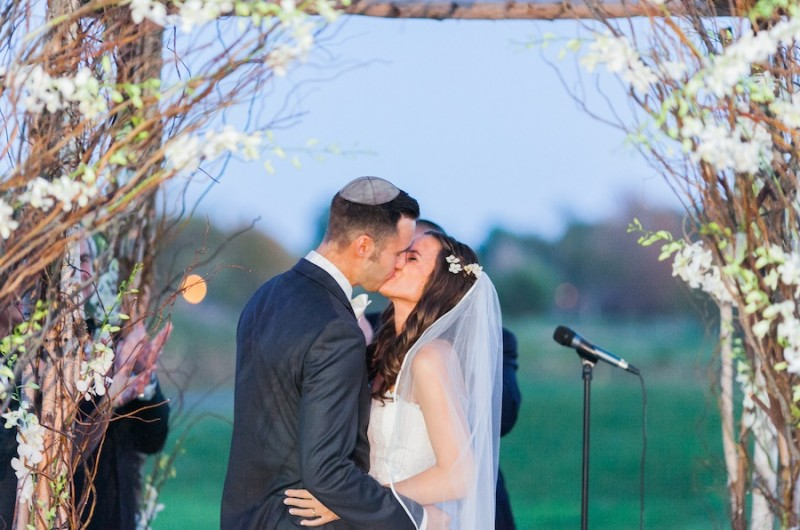 Image for Michele and Jon's Family-Centered Jewish Wedding
