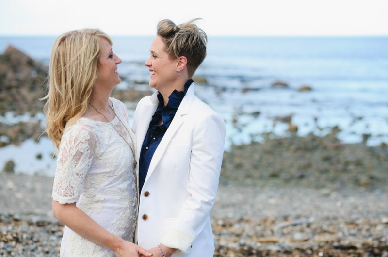 Image for Erin and Amy's Coffeehouse Wedding