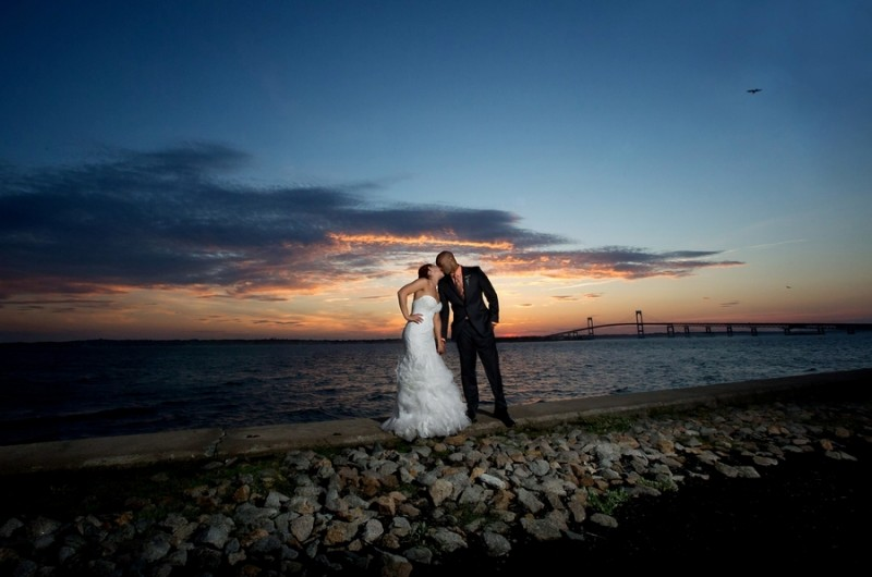 Image for Danielle and Rodney's Nautical Rhode Island Wedding
