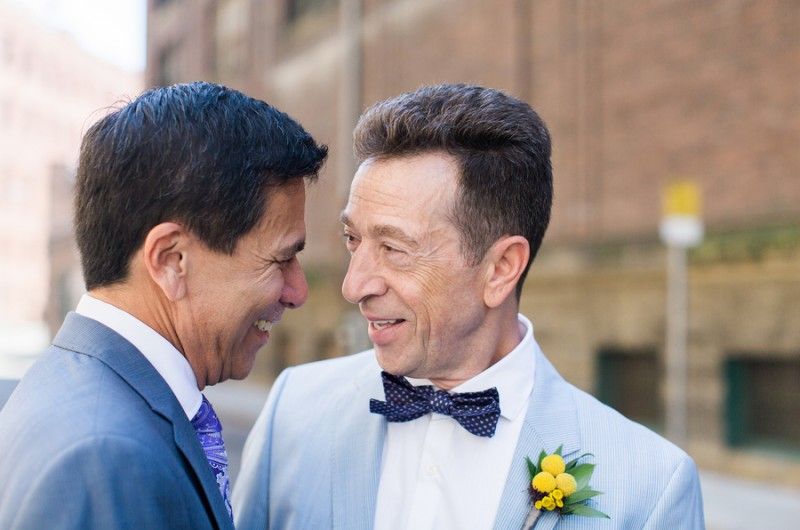 Image for Ken and Steve's Elegant Seattle Wedding at Hotel 1000