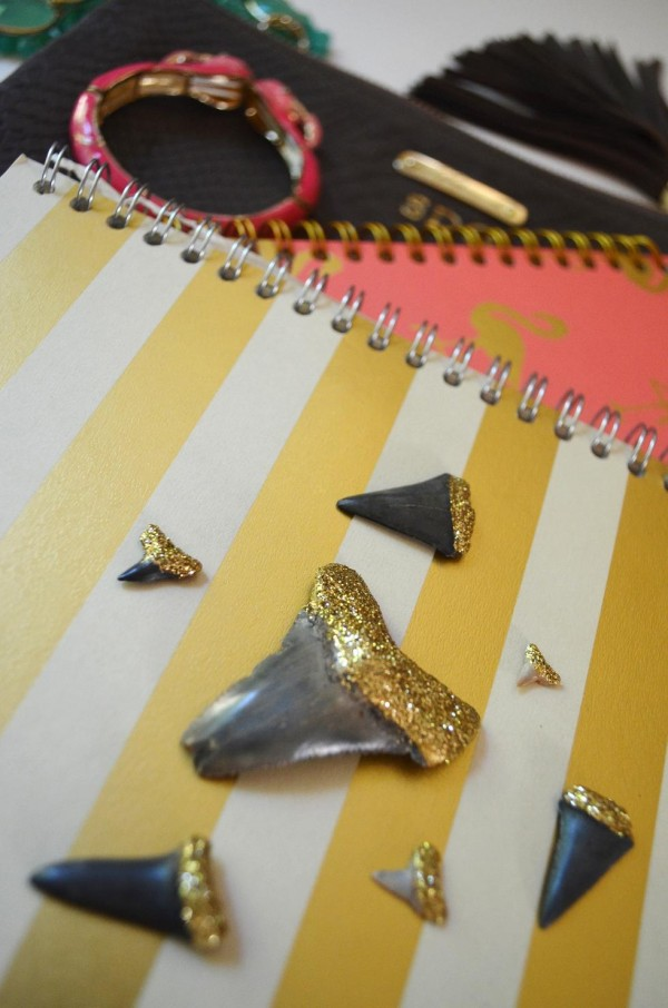 glittered-sharks-tooth-tutorial-classic-bride-blog