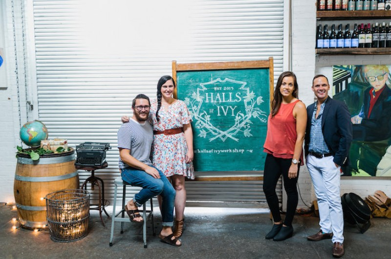Image for Schoolhouse Chic Inspiration from Halls of Ivy Workshop: Brooklyn Edition