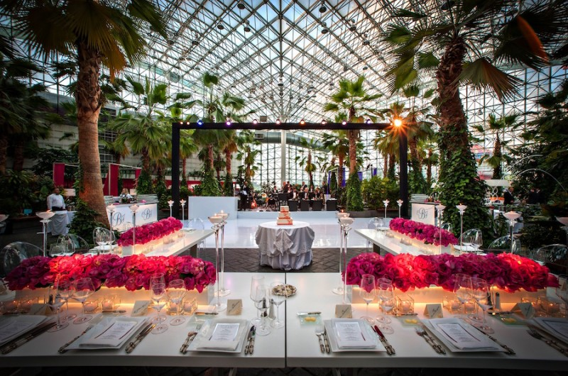 Image for Not-So-Secret Gardens: 5 Conservatory Venues to Book