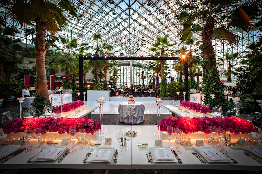 Not-So-Secret Gardens: 6 Conservatory Venues to Book ...