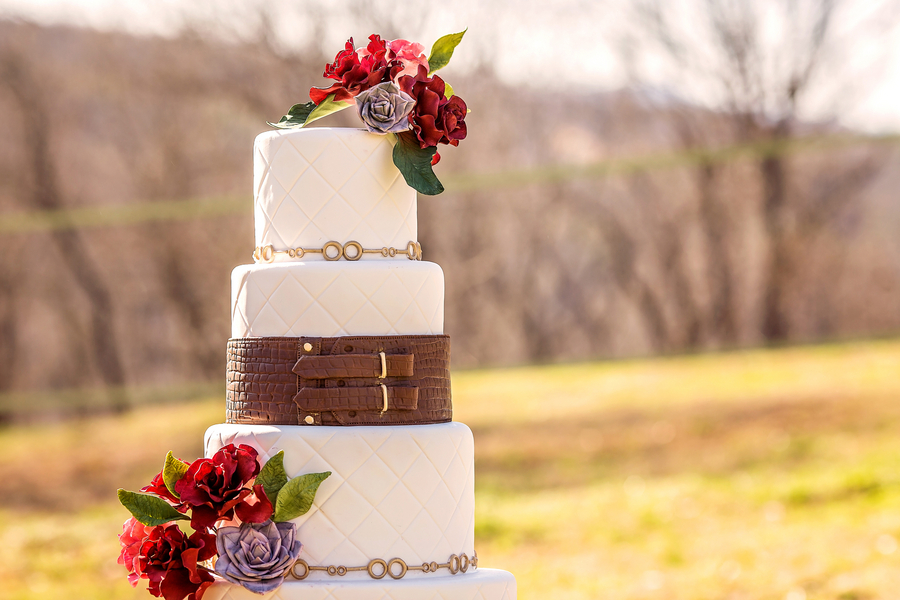 equestrian-wedding-cake