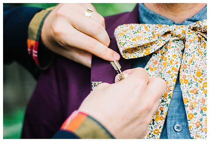 patterned-oversized-wedding-bow-tie-kayla-coleman-photography
