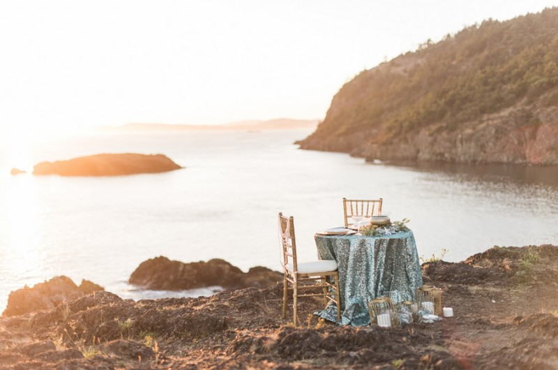 Image for Luxe Mermaid-Inspired Coastal Inspiration