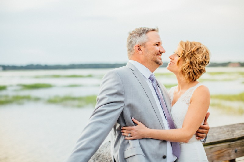Image for Justin and Jen's Hilton Head Beach Elopement