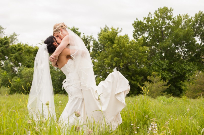 Image for Trisha and Giovana's Visionary Vineyard Wedding