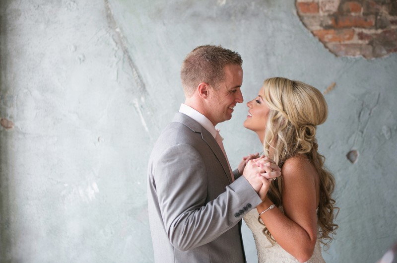 Image for Stephanie and Justin's Glam Pink Wedding at Houston Station