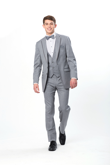 Alfred Angelo for Xedo Gray Tux