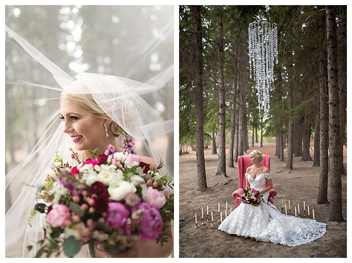 mountain-wedding-hanging-chandeliers-chloe-buie-photography