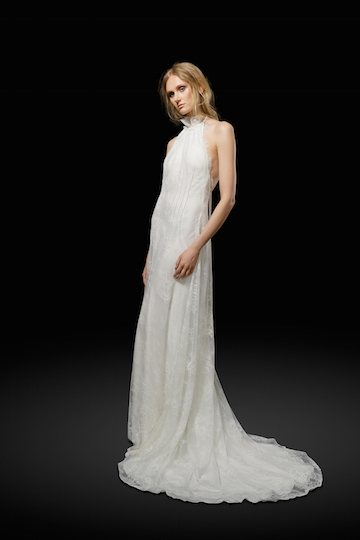 Willow Wedding Dress by Elizabeth Fillmore Spring 2017 Collection