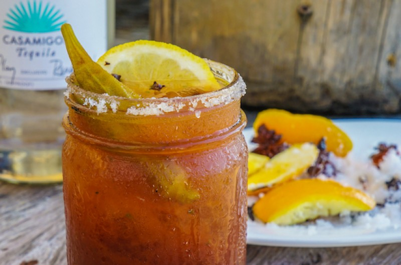 Image for 7 Varieties of the Bloody Mary Cocktail for Your Brunch Wedding