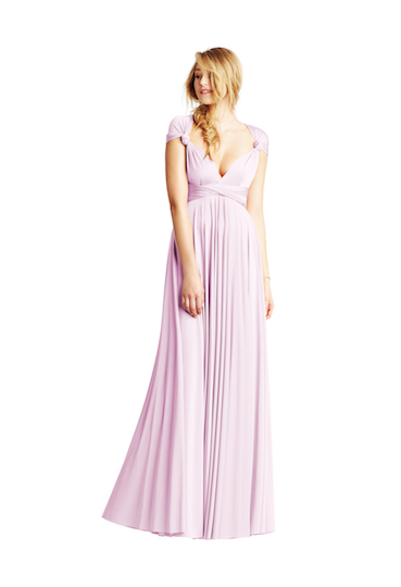 twobirds Bridesmaid Classic Collection in Lilac